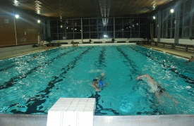 Swimming pool Aš