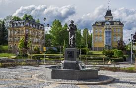 Goethe Square