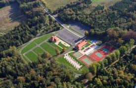 Sportovní areál vrch Háj