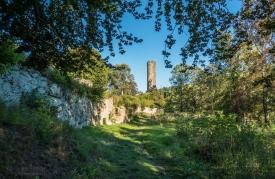 Zřícenina hradu Neuberg